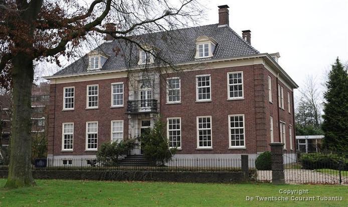 Het Luzac College in Enschede