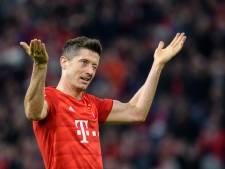 Lewandowski en état de grâce: 9e but en 5 matches