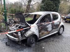 Negentiende autobrand dit jaar in Oss: 'Op kamp zullen ze niet durven. Wel dus'