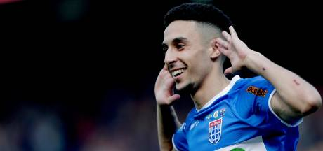 Namli en PEC bevestigen transfer naar Krasnodar: 'Heb het plezier in voetballen in Zwolle teruggevonden'