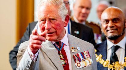Prins Charles steekt Australië hart onder de riem