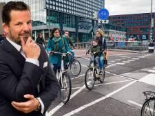Is er een grens aan het aantal fietsers dat de Utrechtse binnenstad kan verwerken?