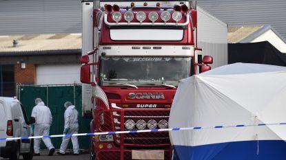 Noord-Ier in verdenking gesteld voor mensenhandel in koelcontainer Essex