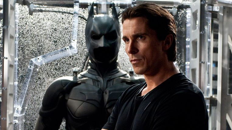 'The Dark Knight Rises' Beeld Variety