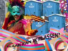 Den Bosch is tijdens carnaval het liefst voor vrouwen met hoge nood