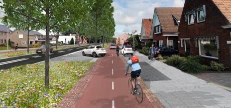 Scheldeweg bij Hoogerheide krijgt toch dubbel fietspad aan weerskanten