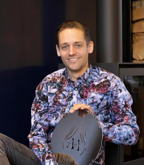 Bergse awardwinnaar Albert-Jan Verhees: 'Ik vind het leuk om steeds iemand anders te zijn'