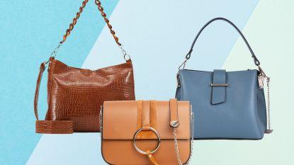 Dit zijn de leukste handtassen om je look te vervolledigen