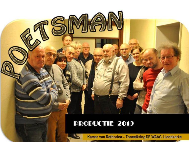 Toneelkring De Waag pakt in januari 2019 uit met een nieuwe productie.