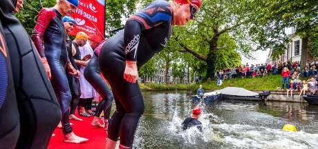SingelSwim door Utrechtse gracht levert 55.000 euro op