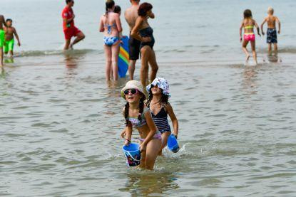 Tropisch weekend op komst: kwik klimt tegen zondag naar 30 graden