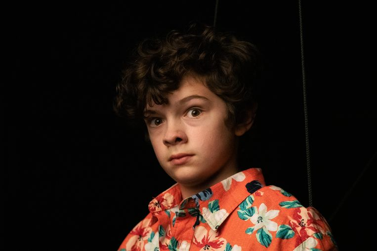 Noah Jupe speelt de jonge Shia LaBeouf in 'Honey Boy'. Beeld