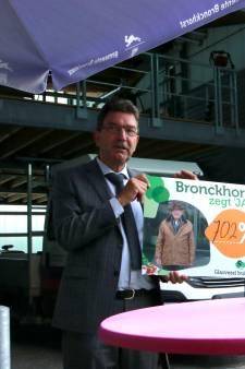 Glasvezel Bronckhorst eindigt op 70,2 procent