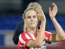 Er staat geen maat op PSV Vrouwen; winst bij concurrent Ajax