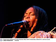Erykah Badu se défend après avoir chanté pour le roi du  Swaziland