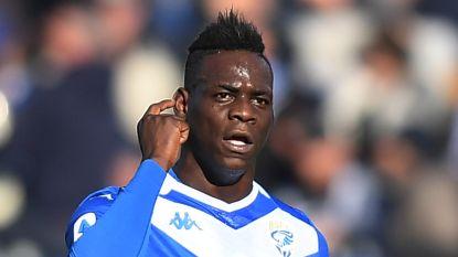 """Balotelli weer slachtoffer van racistische kreten door Lazio-fans: """"Jullie zijn een schande"""""""