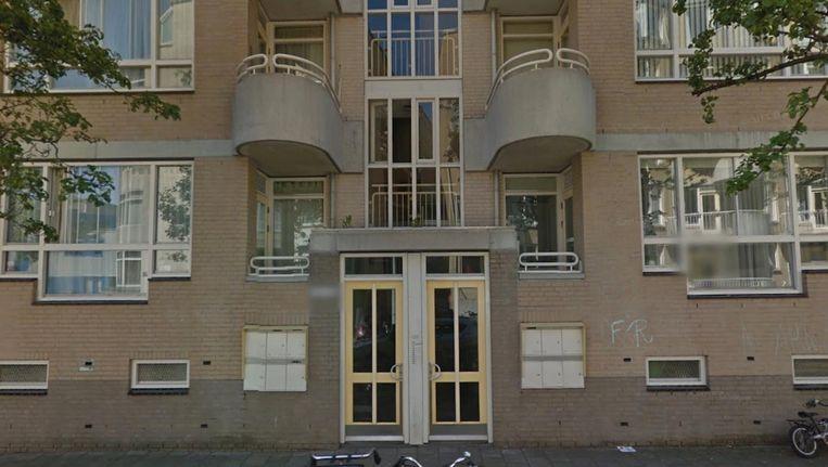 Avercampstraat 68 Beeld Google Street View