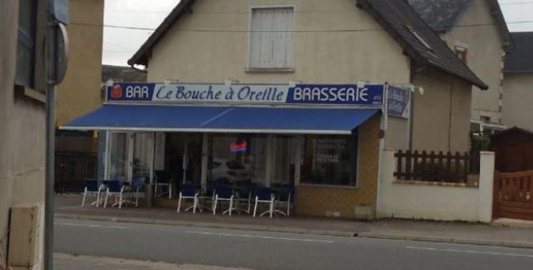 Restaurant 'Bouche à Oreille' kreeg per ongeluk een Michelinster. Beeld Google Maps