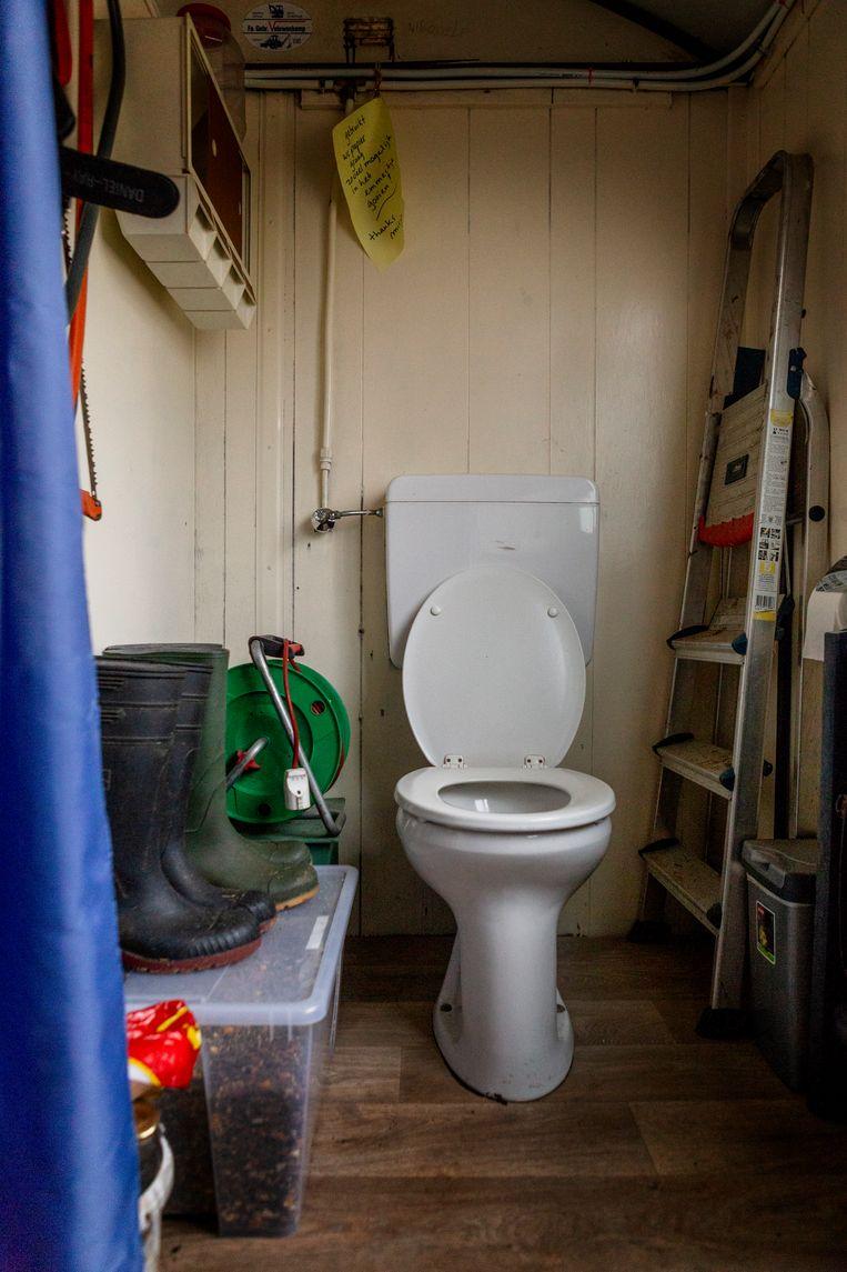 Avontuurlijk kamperen hoeft niet ongemakkelijk te zijn. Beeld Pauline Marie Niks