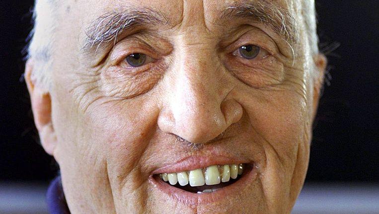 Rob van Reijn overleed zondag op 86-jarige leeftijd. Beeld anp