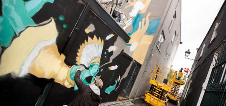 Breda wil meer kunst op straat en landelijke bekendheid bovendien