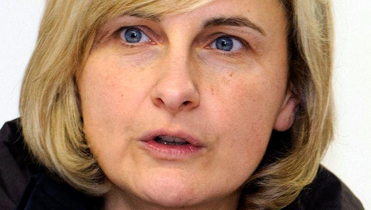 Aan de vangplanken moet absolute prioriteit worden gegeven, stelt minister Crevits.