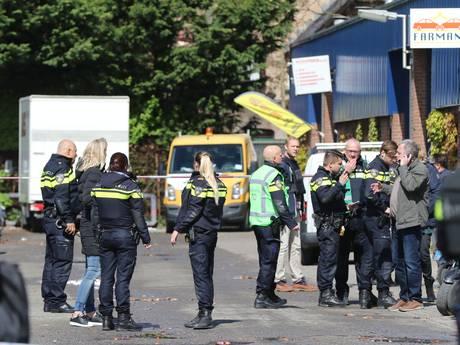 Vader en zoon doodgeschoten op Zoetermeers bedrijventerrein