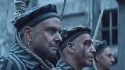 Duitse metalband Rammstein onder vuur na videoclip met Holocaustverwijzingen