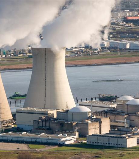 Bergen op Zoom sluit aan bij menselijke ketting in Antwerpen voor 'solidaire, kernenergievrije stad'