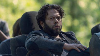 Dan Fogler (Luke) zoekt zijn weg in de wereld van The Walking Dead