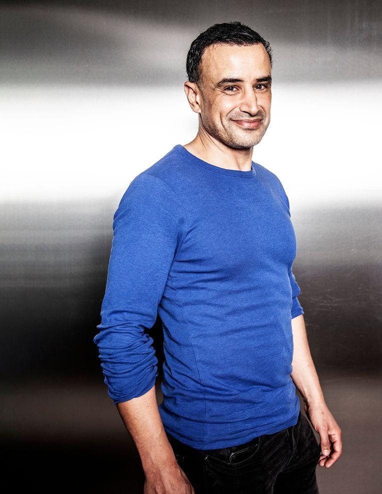 Khalid Boudou. Beeld Ernst Coppejans