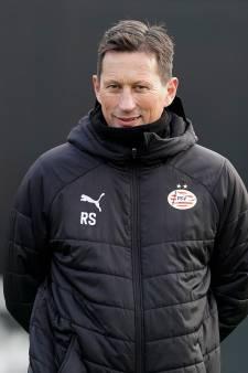 Voor het eerst valt het woord 'druk' bij dit PSV, waarvoor tijd de cruciale factor lijkt