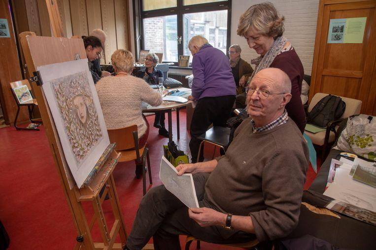 Tarte Matinee in Merelbeke : jong en oud talent toont zich.