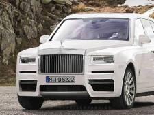 Rolls-Royce SUV krijgt naam van grootste ruwe diamant ooit
