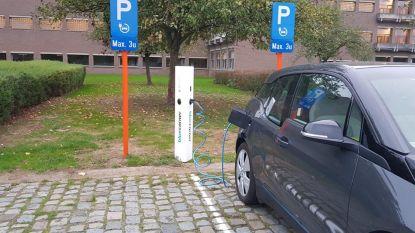 Provincie zet laadpunt voor elektrische auto's aan De Ster