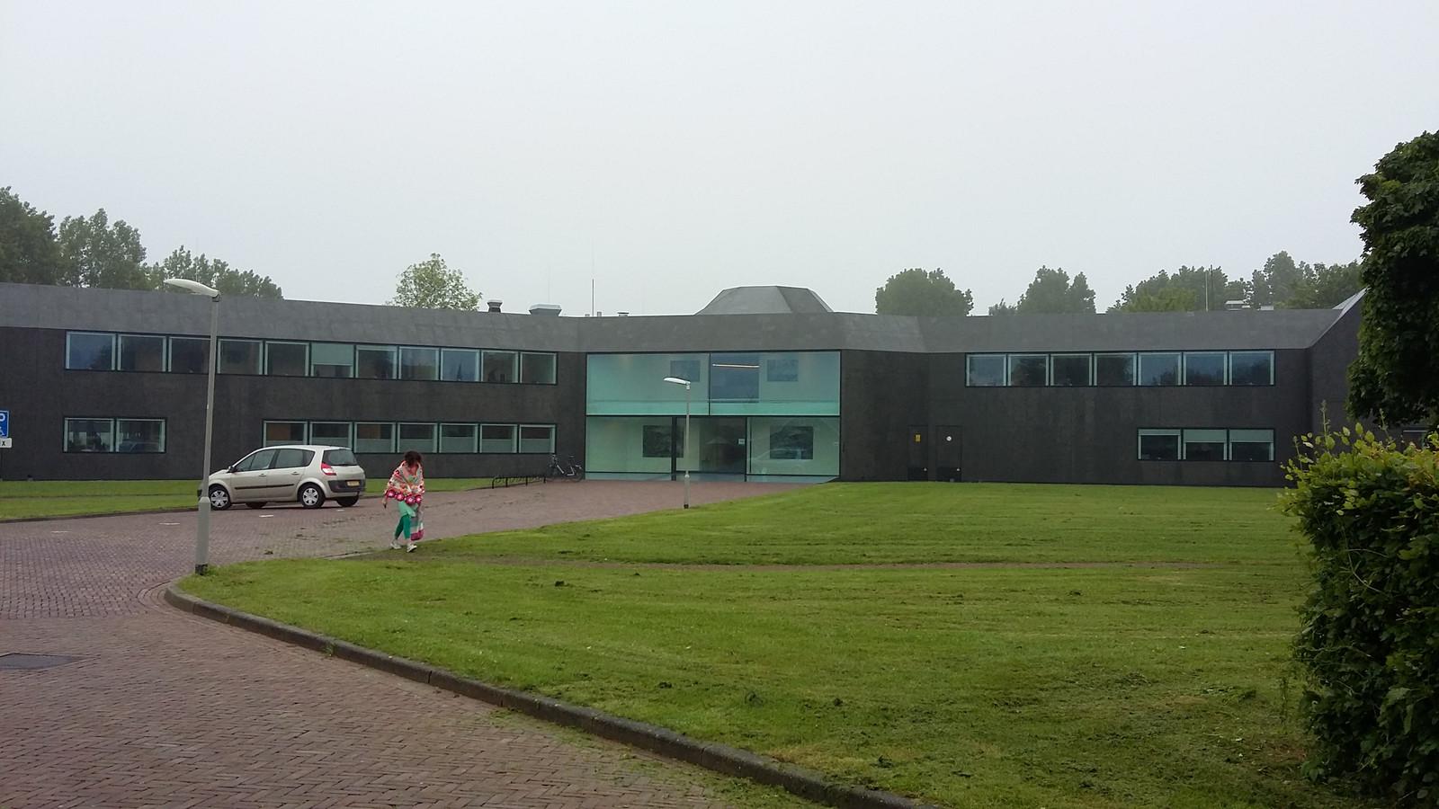 Het gemeentehuis van Borsele.
