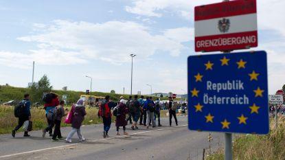 Asielzoekers moeten bij aankomst in Oostenrijk voortaan tot 840 euro betalen