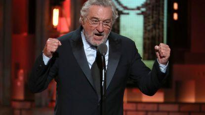 """Trump haalt uit naar Robert De Niro na diens tirade: """"Wakker worden, sufkop!"""""""
