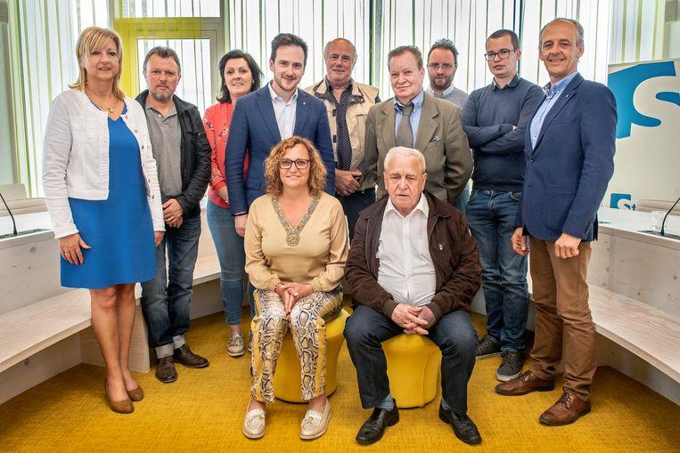 Met de oprichting van het Regionaal Huldecomité voor Oorlogsslachtoffers heeft Staden er een nieuwe vaderlandslievende vereniging bij