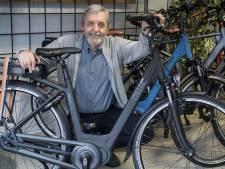 Dienstreis in Goor op de e-bike in plaats van in de auto