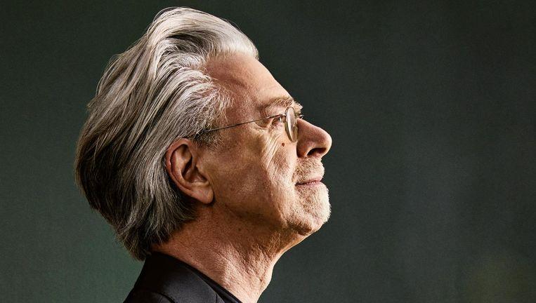 Jos van Veldhoven, artistiek leider van de Nederlandse Bachvereniging. Beeld Dana van Leeuwen