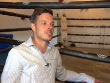Filemon Wesselink taait af voor bokswedstrijd