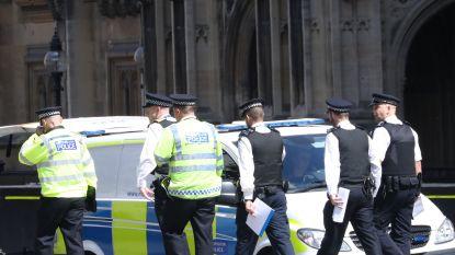 Terreurincident in Londen: wagen rijdt in op omheining parlement, bestuurder gearresteerd
