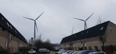 Windmolens langs A1 bij Deventer: besluitvorming uitgesteld tot na lockdown: 'Goed nieuws voor Colmschate'