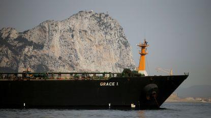 Gibraltar geeft Iraanse supertanker Grace 1 terug vrij