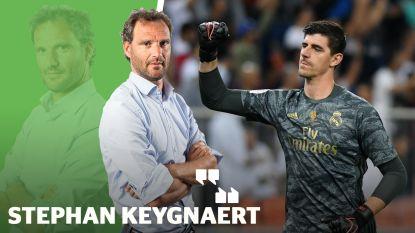 """Onze chef voetbal ziet hoe Courtois elke week mirakels verricht in Madrid: """"Op dit moment de beste keeper ter wereld"""""""