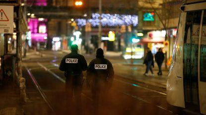 """Schoten in centrum Straatsburg: """"Twee doden en tien gewonden, dader nog op de vlucht"""""""