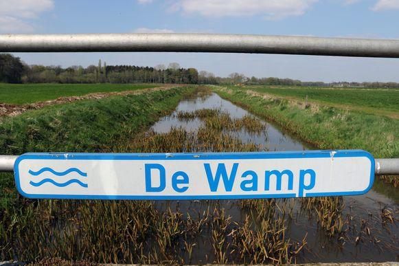De stalen werden op 19 juni 2018 afgenomen in De Wamp op grondgebied van Kasterlee.