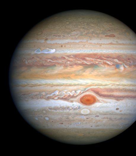 La plus belle photo de Jupiter jamais prise publiée par la NASA