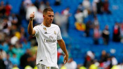 LIVE (21u). Hazard én Meunier aan aftrap in clash tussen Real en PSG